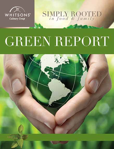 Whitsons' Green Report