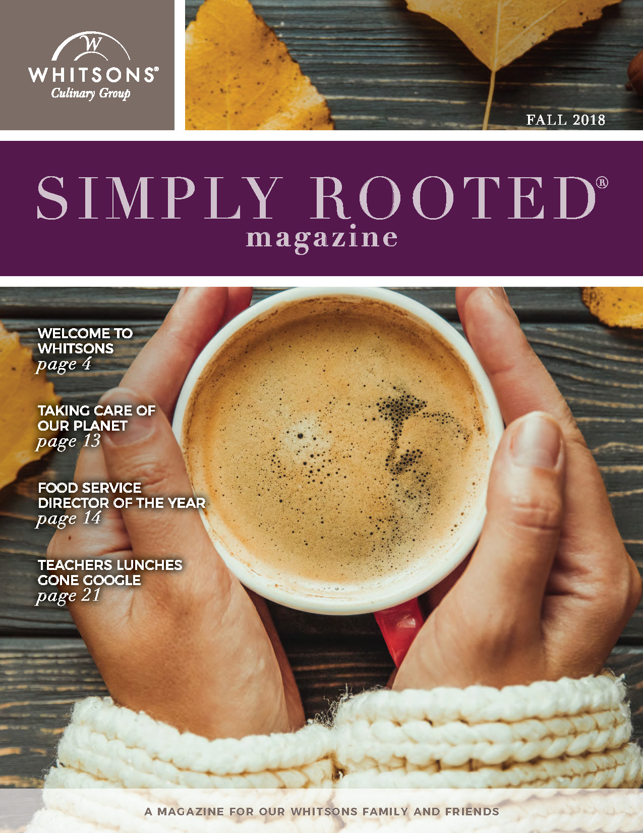 Simply Rooted Magazine - Fall 2018